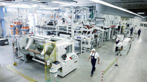 Huhtamaki Nederland BV chemisch fabriek